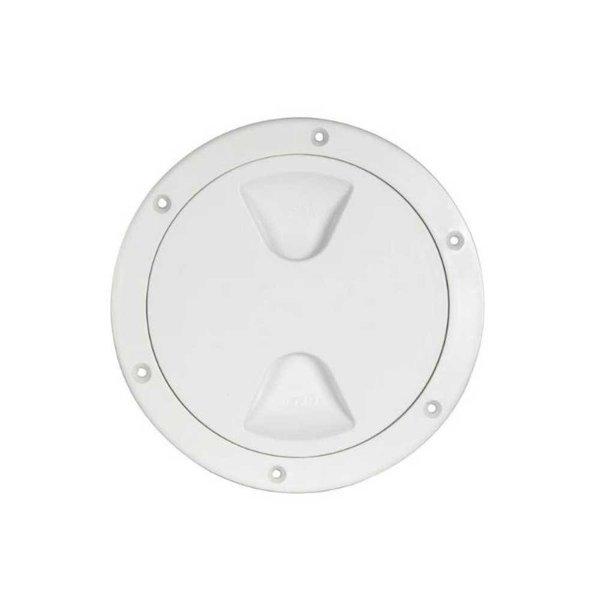 Inspection plug 205 mm - Wit