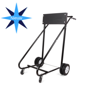 Outboard trolley Professional - Tot 125 kg.