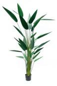 Kunstplant Heleconia  (32 bladeren)