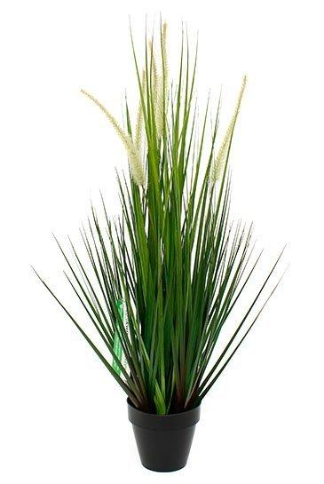 Kunstplant Alopecurus grass  - Zijdeplant