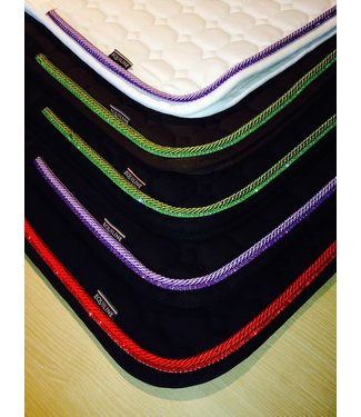 Equiline Saddle cloth Oct. with strass Jennifer