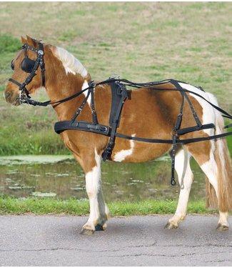 Synthetic brestplate singel harness