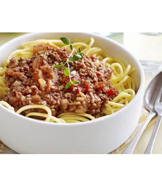Reservatie: Spaghetti