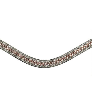 Ps Of Sweden Browband Vintage Rosé