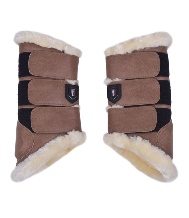 Kingsland NAVI Front Protection Boots 2-pack