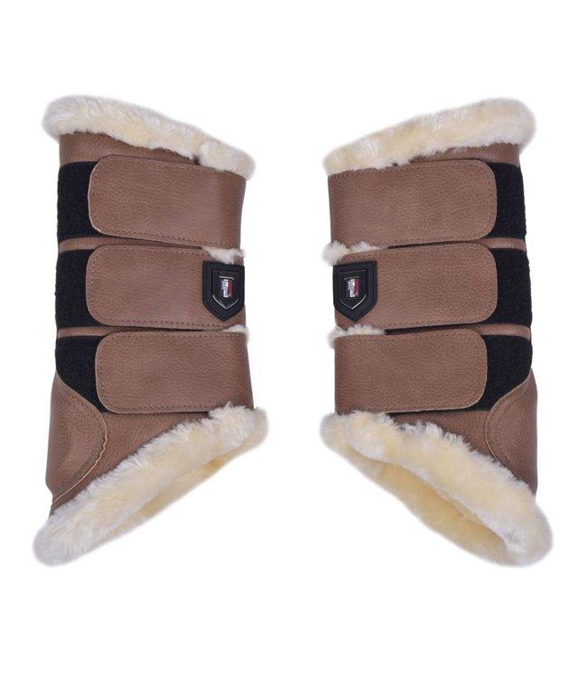 Kingsland NAVI Front Protection Boots 2-pack