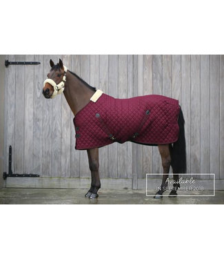 Kentucky Stable Rug Bordeaux 400 gram, 80cm
