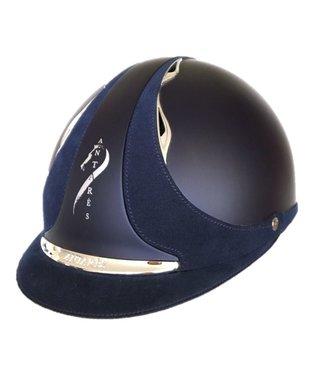 Antarès Galaxy Helmet, Alcantara