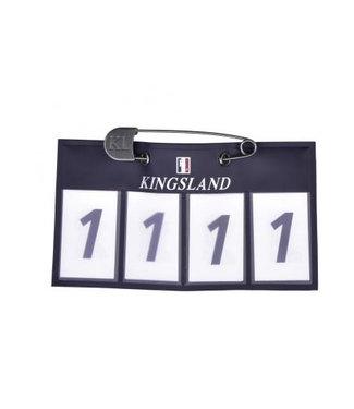 Kingsland Tabit Number Plate 4 Digits