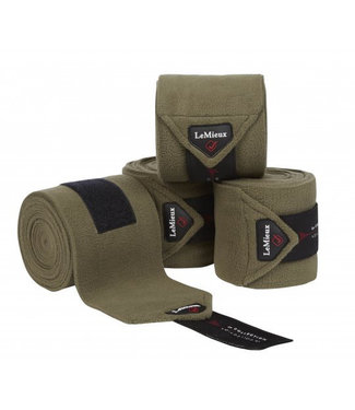 Le Mieux POLO BANDAGES (SET OF 4) OLIVE