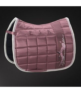 Eskadron Saddle Cloth Platinum BIG SQUARE GLOSSY -limited edition-