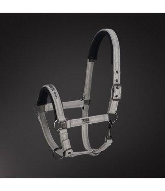 Eskadron Headcollar Platinum MESH GLITTER -limited edition-