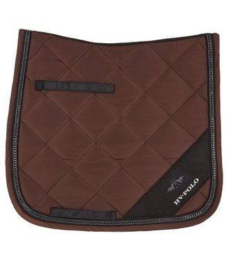 HV Polo Saddlepad Avery DR Dark Brown