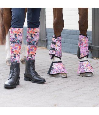 Imperial Riding Laarzen Sokken Pattern Multi Flower 35-38