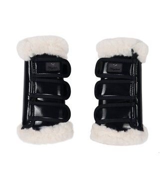Kingsland Aike & Coig Protection Boots Front & Back