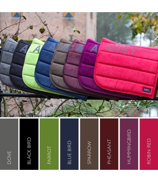 Anky Saddle Pad Jumping Parrot Full