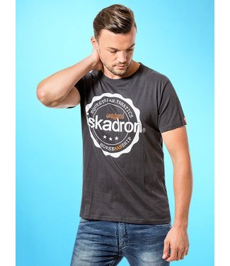 Eskadron T-shirt Ken-T Black Medium
