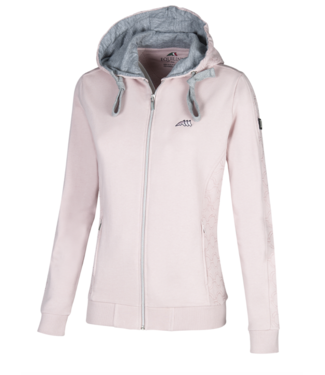 Equiline Womens's Full Zip Sweatshirt Kaira