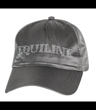 Equiline Women's Nylon Cap Illusion