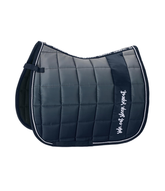 Eskadron Big square Glossy Fade Saddle Cloth Navy  DL- Full