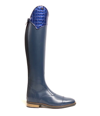 Kingsley Aspen 01 Special, Blue, Croco Bril Blue, Vanity