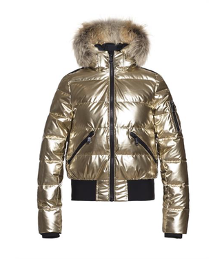 Goldbergh AURA jacket real fur