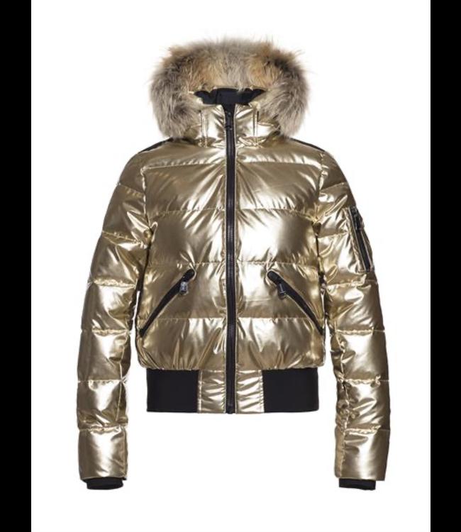 Goldbergh AURA jacket real fur
