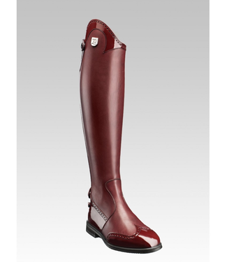 Tucci Harley Boots Red