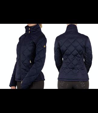 Ps Of Sweden Riding Jacket, Gina, Deep Sapphire