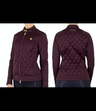 Ps Of Sweden Riding jacket, Zara, Wine