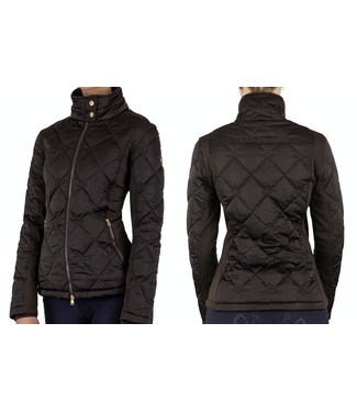 Ps Of Sweden Riding Jacket, Gina, Chocolate