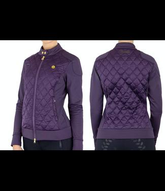 Ps Of Sweden Riding jacket, Zara, Grape