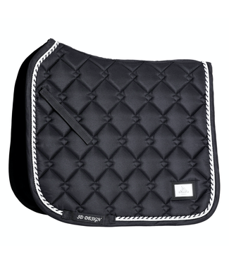 SD SD® GEM COLLECTION SADDLEPAD IN ONYX