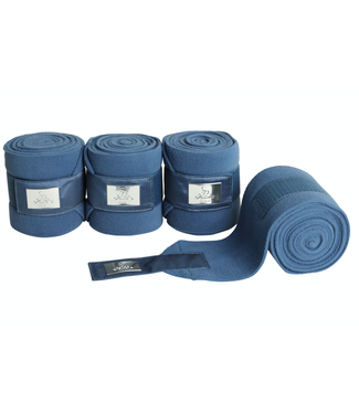 SD SD®GEM COLLECTION FLEECE BANDAGES IN SAPPHIRE