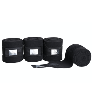 SD SD®GEM COLLECTIE FLEECE BANDAGES IN ONYX