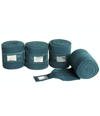 SD SD®GEM COLLECTION FLEECE BANDAGES IN GREEN JADE
