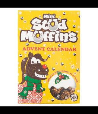 Stud Muffins Mini muffins adventskalender