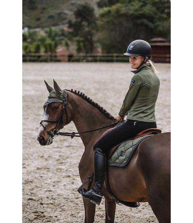 Equestrian Stockholm Spring Olive Jump