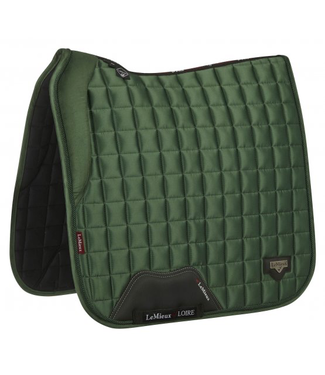 Le Mieux Loire Memory Dressage Square Hunter Green