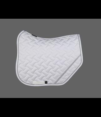 Equiline Horse Saddle Cloth Waffle Roma Crystal