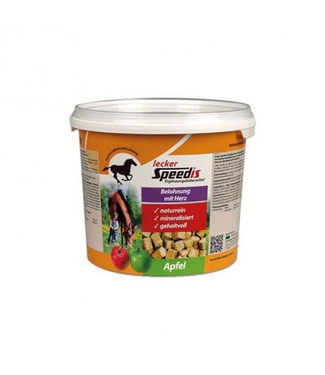 Paardensnoep Appel 'Leckerspeedis' 3kg