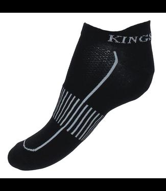Kingsland Brandy Unisex Low Sport Socks, Navy, 35/37