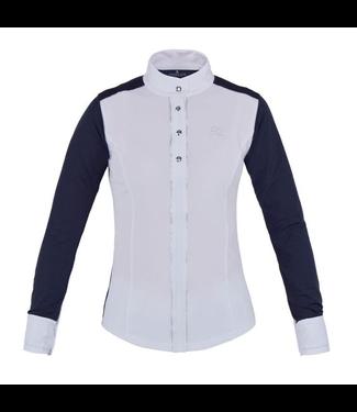 Kingsland Violet LS Show Shirt Ladies