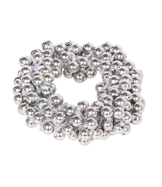SD Pearl Metallic Collection Scrunchie