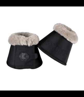 Eskadron Bell boots faux fur