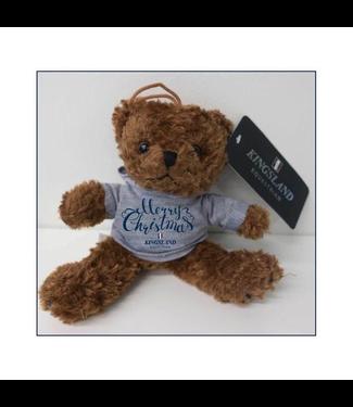 Kingsland Christmas Teddy Bear