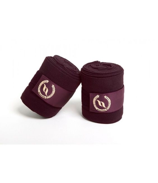 Back on Track Nights Collection Fleece Bandages