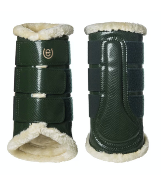 Equestrian Stockholm Brushing Boots (Front + Back)