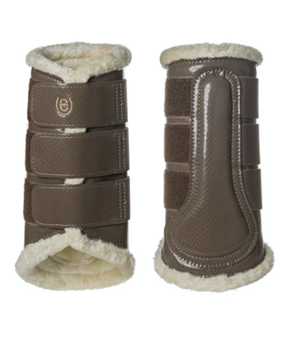 Equestrian Stockholm Brushing Boots (Front+Back)