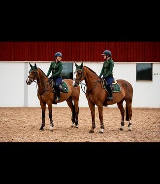 Equestrian Stockholm Forest Green Jump